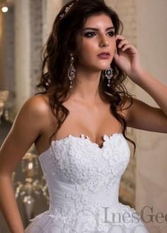 Svadobná spodnica R1-190