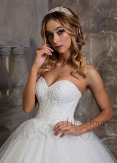 Svadobná spodnica R1-320