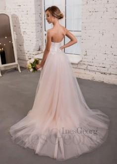 Luxusné čipkované spoločenské šaty SPL1581