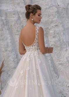 Luxusné spoločenské šaty SPL-1313
