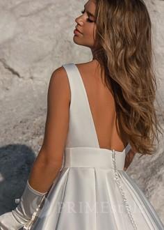 Exkluzívne krajkové spoločenské šaty SPL-1338