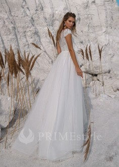 Luxusné krátke spoločenské šaty SPL-1339