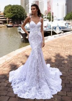 Nohavicový svadobný kostým Sabbe