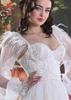 Originálne svadobné šaty Polly