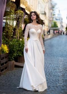 Luxusné čipkované spoločenské šaty SPL1513