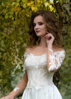 Luxusné čipkované spoločenské šaty SPL1517