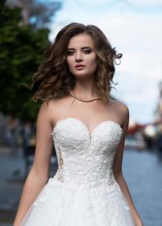 Luxusné moderné spoločenské šaty  SPL1522
