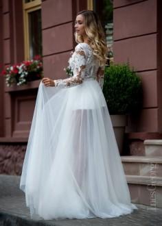 Extravagantné krátke spoločenské šaty SPL1528