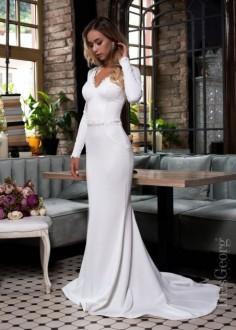 Luxusné čipkované spoločenské šaty SPL1530