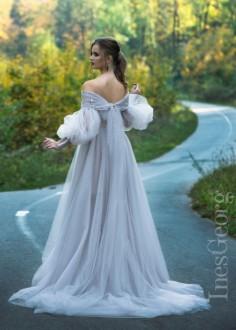 Luxusné čipkované spoločenské šaty SPL1533