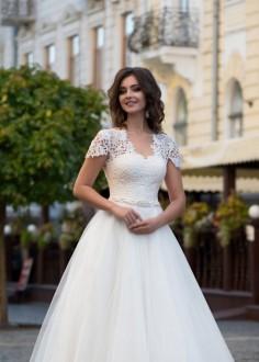 Extravagantné krátke spoločenské šaty SPL1539