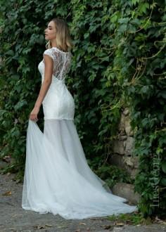 Extravagantné krátke spoločenské šaty SPL1540