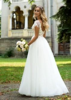 Luxusné krátke spoločenské šaty SPL1546