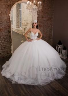 Luxusné čipkované spoločenské šaty SPL1547